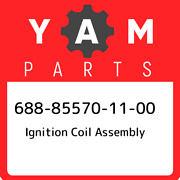 688-85570-11-00 Yamaha Ignition Coil Assembly 688855701100 New Genuine Oem Part