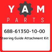 688-61350-10-00 Yamaha Steering Guide Attachment Kit 688613501000 New Genuine O