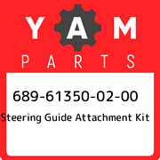 689-61350-02-00 Yamaha Steering Guide Attachment Kit 689613500200 New Genuine O