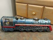 Vintage Battery 5322 Kanto Toys Special Choo - Choo Train Tin Very Old Toy