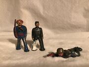 Barclay Manoil Pod Foot Set Toy Soldiers Rare