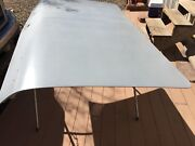 1968 68 Impala Convertible Caprice Trunk Deck Lid Primed Except Fastback