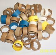 Hornby Dublo Replica Cardboard Packing Rings For 2 And 3 Rail Wagons And Coaches