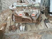 Mg-c Long Block Engine With Head And Extra Parts