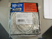 Lot Of 20 Tripp Lite N002-025-gy 25-ft Male Rj45 Cat5e Network Cable Cord Grey