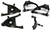 Detroit Speed Control Arm And Spindle Kit 1967-1972 A-body
