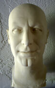 Cary Grant Latex Head From Movieland Wax Museum Mold Sculpted By Pat Newman