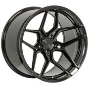 20 Rohana Rfx11 Black Forged Concave Wheels Rims Fits Lexus Is250 Is350