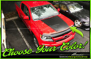 Hood Performance Stripe Blackout Decal Fits 2015 2020 Chevy Colorado Summit