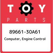 89661-30a61 Toyota Computer Engine Control 8966130a61 New Genuine Oem Part