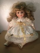 Vintage Collectible Memories 16 Articulated Artist Child Porcelain Doll