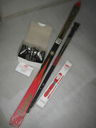 New Old Stock El Camino Downhill Skis W/ Marker Bindings Twincam M27v And Spacers