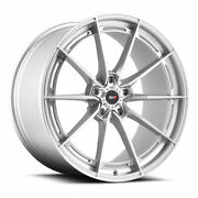 20 Savini Sv-f1 Forged Silver Concave Wheels Rims Fits Toyota Camry