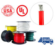 4/0 Awg Marine Wire Tinned Copper Battery Boat Cable 25 Ft. Red Made In Usa