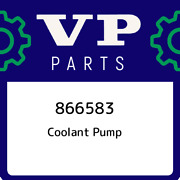 866583 Volvo Penta Coolant Pump 866583 New Genuine Oem Part