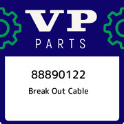 88890122 Volvo Penta Break Out Cable 88890122, New Genuine Oem Part