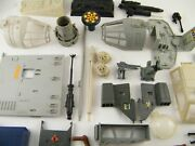 Star Wars Vintage And Modern Spare Parts For Vehicles And Playsets See Photos