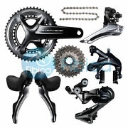 New Shimano Dura Ace R9100 Full Groupset Group Set 11-25/28t 50/34 53/39