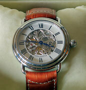 Aerowatch 1942 Limited Edition Skeleton - Vintage Retro Style Menand039s Luxury Watch