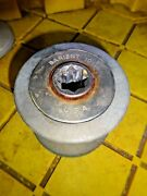 Barient 10 Chromed And Gray Winch Used And Work Great