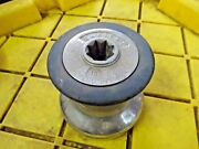Barient 10 Chromed And Gray Winch, Used Works Nicely