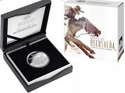 💰2017 5 Fine Silver Proof Coin Battle Of Beersheba Charge The Light Horsemen