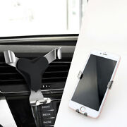 Universal Cell Phone Mobile Mount Holder Support Stand For Car Accessories Trim