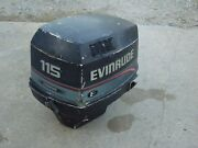 Evinrude 115 Cover Cowling Upper And Lower 90 Hp