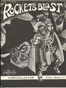 Rocket's Blast Comicollector 53 1967-shadow Cover-early Fanzine-buy / Sell ...