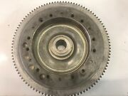 Evinrude Flywheel 581546 Fits 85hp - 140hp V4 1976 - 1977 Outboards. Used / Good