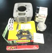02-16 Honda Recon 250 And 250ex Cylinder Jug Piston Topend Top End Rebuild Kit