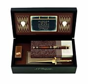 S.t. Dupont Murder On The Orient Express Rollerball Pen St412186 New In Box