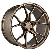 20 Stance Sf07 Forged Bronze Concave Wheels Rims Fits Chevrolet Camaro