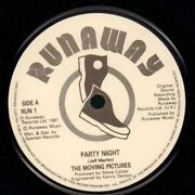 The Moving Pictures7 Vinylparty Night/ Lonely Without You-emi-run 1-vg/nm