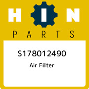 S178012490 Hino Air Filter S178012490 New Genuine Oem Part