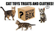 Lucky Pack Cat Box Toys Treats Costumes And More