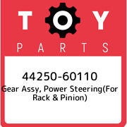 44250-60110 Toyota Gear Assy, Power Steeringfor Rack And Pinion 4425060110, New