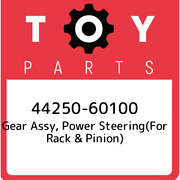 44250-60100 Toyota Gear Assy Power Steeringfor Rack And Pinion 4425060100 New