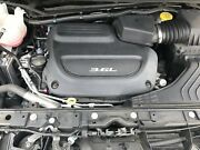 2017 Chrysler Pacifica Engine With Transmission