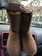 Brown Uggs Boots Size 7 Brand New