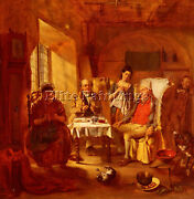 Frith William Powell The Family Lawyer Artist Painting Reproduction Handmade Oil