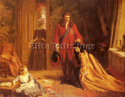 Frith William Powell Incident Life Mary Wortley Montague Artist Painting Canvas