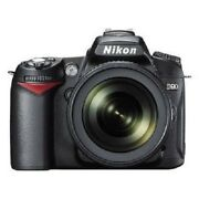 Used Nikon D90 With Af-s 18-55mm F/3.5-5.6g Ed Vr Excellent Free Shipping