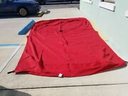 Chaparral 204 Xtreme Arch Tower Cover Cf Year 2011 Red W/ Vented Airway System
