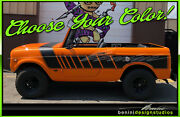 Stripe Graphics Decal Set Style 1 Fits 1961 - 1971 International Scout Ii 2