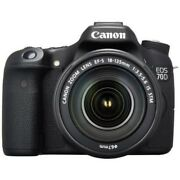 Used Canon Eos 70d With Ef-s 18-135mm Is Stm Excellent Free Shipping