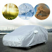 Full Car Cover For Car Suv Truck Waterproof In Out Door Dust Uv Ray Rain Snow Wf