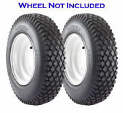 4.80-8 4 Ply Carlisle Stud Utility Tire Pack Of 2