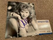 Annette Bening Signed 8x10 Photo Proof Acoa Autographed Mars Attacks