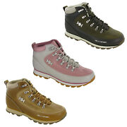 Helly Hansen Mens Boots Forester Winter Ankle Water Repellant Walking Shoes